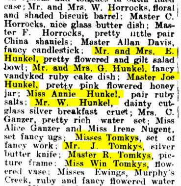 Plant Savage Wedding DDG 30 Jan 1912