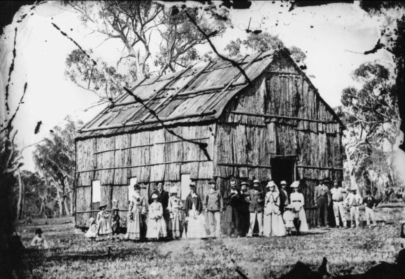 Stanthorpe wedding 1872