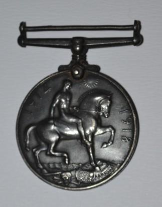 WWI medal