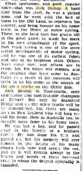 BISHOP Jack obit 24 Mar 1933 p10 part 2