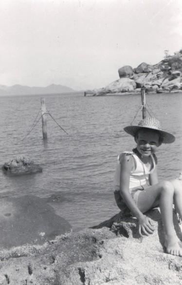 Pauleen Picnic Bay 1956